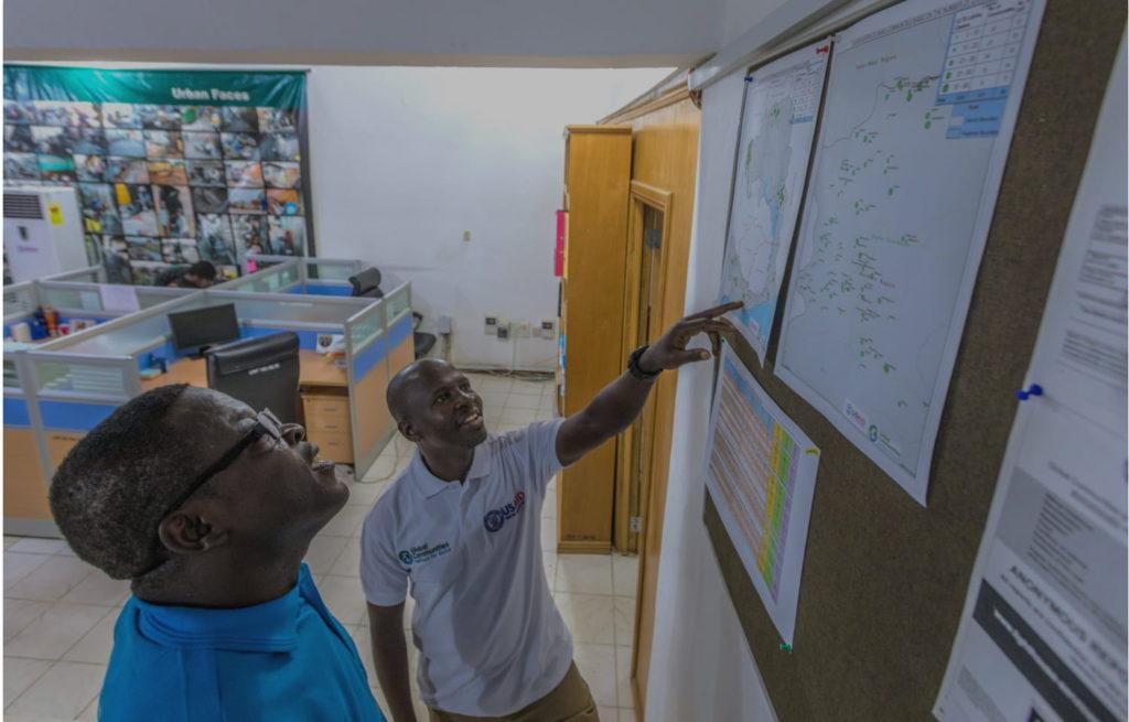 Rotary-USAID Ghana WASH partnership -what we do